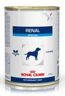 Royal Canin VD Canine Renal Special 410g konzerva
