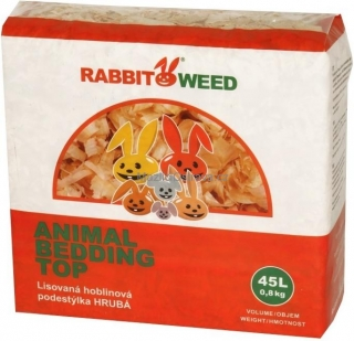 Rabbit Weed Hrubá TOP hobliny 0,8 kg, 45 l