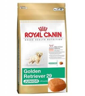 Royal Canin Zlatý retrívr Junior 12 kg