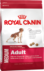 Royal Canin Medium Adult 2 x 15kg