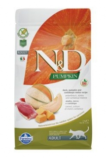N&D Pumpkin CAT Duck & Cantaloupe melon 300g