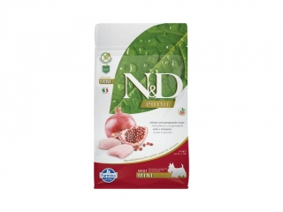N&D PRIME DOG Adult Mini Chicken&Pomegranate 800g